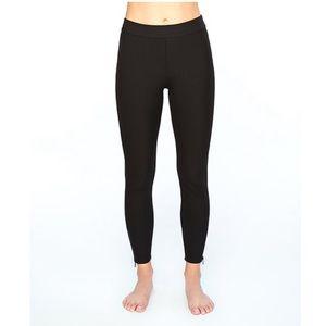 Back-Zip Leggings - Black SPANX®